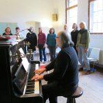 Auftritt in Molkenberg 2012